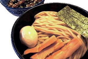 つけ麺 味玉入